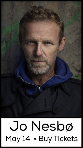 Buy Jo Nesbø Tickets!